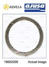 Seal,exhaust pipe for SUZUKI,TOYOTA,LEXUS,MAZDA,DAIHATSU SWIFT IV AJUSA 19002200