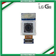 RICAMBIO PER LG G6 FOTOCAMERA POSTERIORE FLAT FLEX MODULO BACK CAMERA