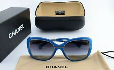CHANEL Sonnenbrille 6044 T 1430 S6 55[]19 135 Deluxe Lady Occhiali c2013 + Case