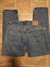 Vintage Levis 505 W42x32L Made In USA
