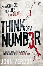 Think of a Number by John Verdon (Paperback, 2010)