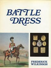 Battle Dress: A Gallery of Military Style & Ornament 1970 UK Hardcover Uniforms