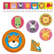 24pk Jungle Friends Value Favor Childrens Birthday Party Loot Bag