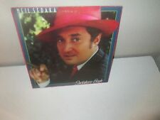 NEIL SEDAKA - SEDAKA'S BACK rare LP VINYL GATEFOLD ART (Rocket Records 1974) VG