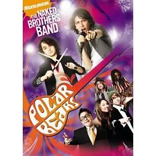 DVD The Naked Brothers Band Polar Bears NEW SEALED
