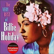NEW Best Of Billie Holiday (Audio CD)