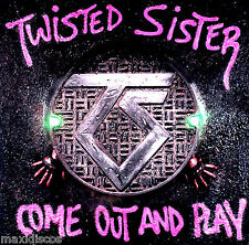 LP - Twisted Sister - Come Out And Play (Rock) Orig.First USA Press.1985 Ltd.Ed.