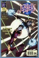 Jezebelle #1 2001 Wildstorm Comics Variant