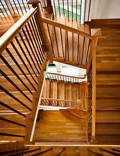 Cooper Stair Treads - Oak, Maple, Yellow Pine + Options