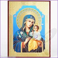 Ikone Nicht Verwelkende Blume Holz 30 x 40 icon Icône икона Неувядаемый Цвет