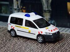 Rietze: VW Caddy BVG Berlin Berliner Verkehrsbetriebe Betriebsaufsicht - 31811