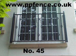 Building Regulations,Juliet Balcony,Balustrades,Railings ( No.45 ) HIGH QUALITY
