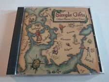 Simple Gifts - Other Places, Other Times CD - Great Condition & Free Shipping