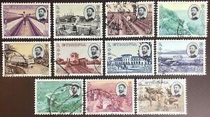 Ethiopia 1965 Progress 11 Values Mostly FU