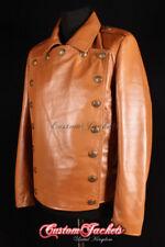 Cappotti e giacche da uomo militare con doppiopetto