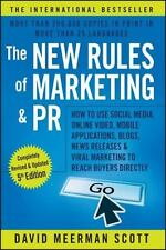 The New Rules of Marketing and PR: How to Use Social Media, Online Video, Mobile