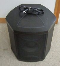 (RI3) Martin Logan ESL Depth i Powered Subwoofer - LOCAL PICK UP ONLY!!!