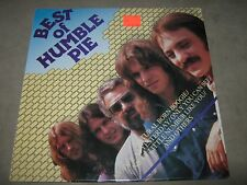 HUMBLE PIE Best of RARE NM SEALED New Vinyl LP 1970 Germany IMPORT Greatest Hits