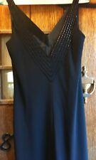 Jones New York Long Black Dress Size 6