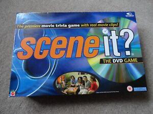 Scene It? Movie Trivia Board Game