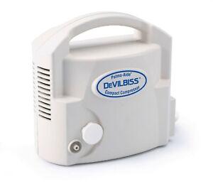 DeVilbiss Pulmo-Aide Compact Compressor Nebulize System 3655D New 3Yr warranty