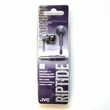 JVC ha-fx8-v Riptide/Riptidz Viola in-ear Cuffie Auricolari Stile