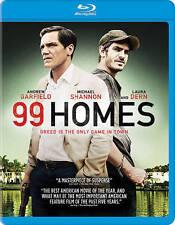 99 HOMES (Blu-ray, 2016) June 7 2016 NEW