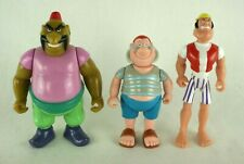 Famosa Disney Heroes Peter Pan 3 pirate figures 00's