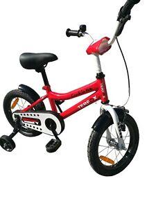 Bicycle For Child Terfox TBB04 16'' Red Bike Children