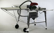 Atika Tischkreissägen HT315/ WS-Motor/ 230 - 400 V