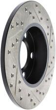 Disc Brake Rotor-Sedan Rear Right Stoptech 127.33057R