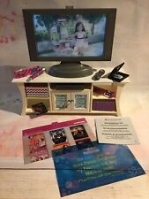 American Girl Doll - Genuine Music & Movies Entertainment Set Retired Complete