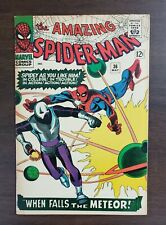 THE AMAZING SPIDER-MAN #36 (1966) 1ST. APP. OF THE LOOTER