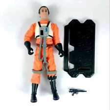 "3.75"" Star Wars Dutch Vander Gold Leader A New Hope BATTLE collect figure New"