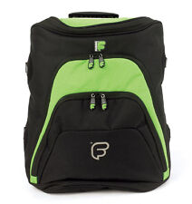"""Fusion F1 Workstation Backpack Lime - 17"""" Laptop Pro Audio Fuse-on"""