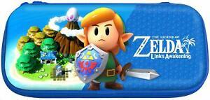 Hori Nintendo Switch Legend of Zelda: Link's Awakening Edition Hard Pouch Case