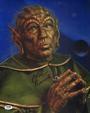 Mel Brooks Signed 11x14 Photo PSA/DNA COA Spaceballs Movie Picture Autograph