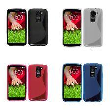 Cover e custodie LG in silicone/gel/gomma per cellulari e palmari