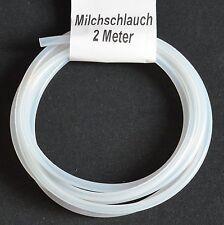 Milchschlauch 2 Meter! Passt für Jura Schlauch für Jura Cappucinatore, Milch.
