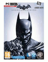 Batman Arkham Origins Steam Pc Key Game Download Code Global [Blitzversand]