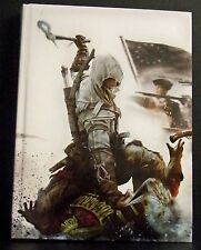 Assassi's Creed III Official Guide Book Collector's Edition