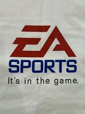 Brand New Vintage EA Sports T-Shirt from 2001