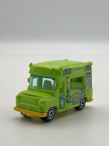 Matchbox Ice Cream King Van 2021 - Unpackaged