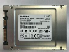 "TOSHIBA 512GB / 500GB 6G 2.5"" SATA ENTERPRISE SOLID STATE HARD DRIVE SSD LAPTOP"
