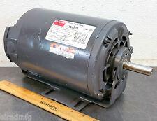 Dayton 3N637N Electric Motor 1.5 HP 3 PH 3450 RPM Motor 208-220/440 Volt