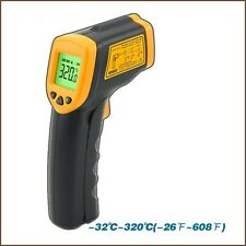 IR320AR INFRARED TEMPERATURE THERMOMETER -32 TO 320 DEG C MAY DETECT HUMAN FLU