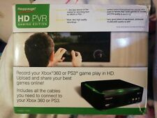Hauppauge HD PVR Gaming Edition (record your xbox360 or PS)