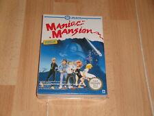 Nintendo es juego NES Maniac Mansion