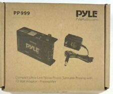 PP999 PYLE PRO Phono Turntable Pre-Amplifier