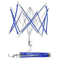 Thread Winding Machine Knitting Umbrella Swift Wool Yarn String Winder Weaving